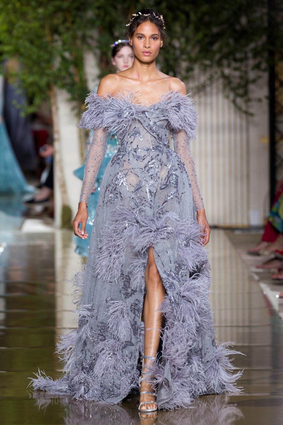 Zuhair Murad Haute Couture осінь - зима 2017-2018
