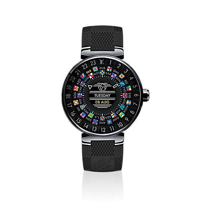 Louis Vuitton анонсує свій перший розумний годинник