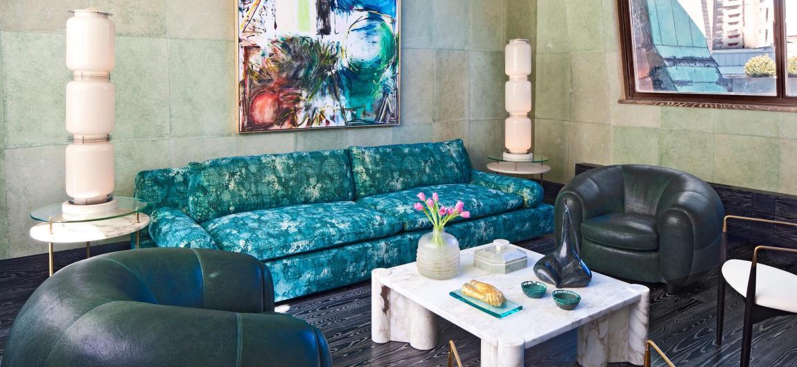 Невимовно гарний Tribeca Loft від Kelly Wearstler