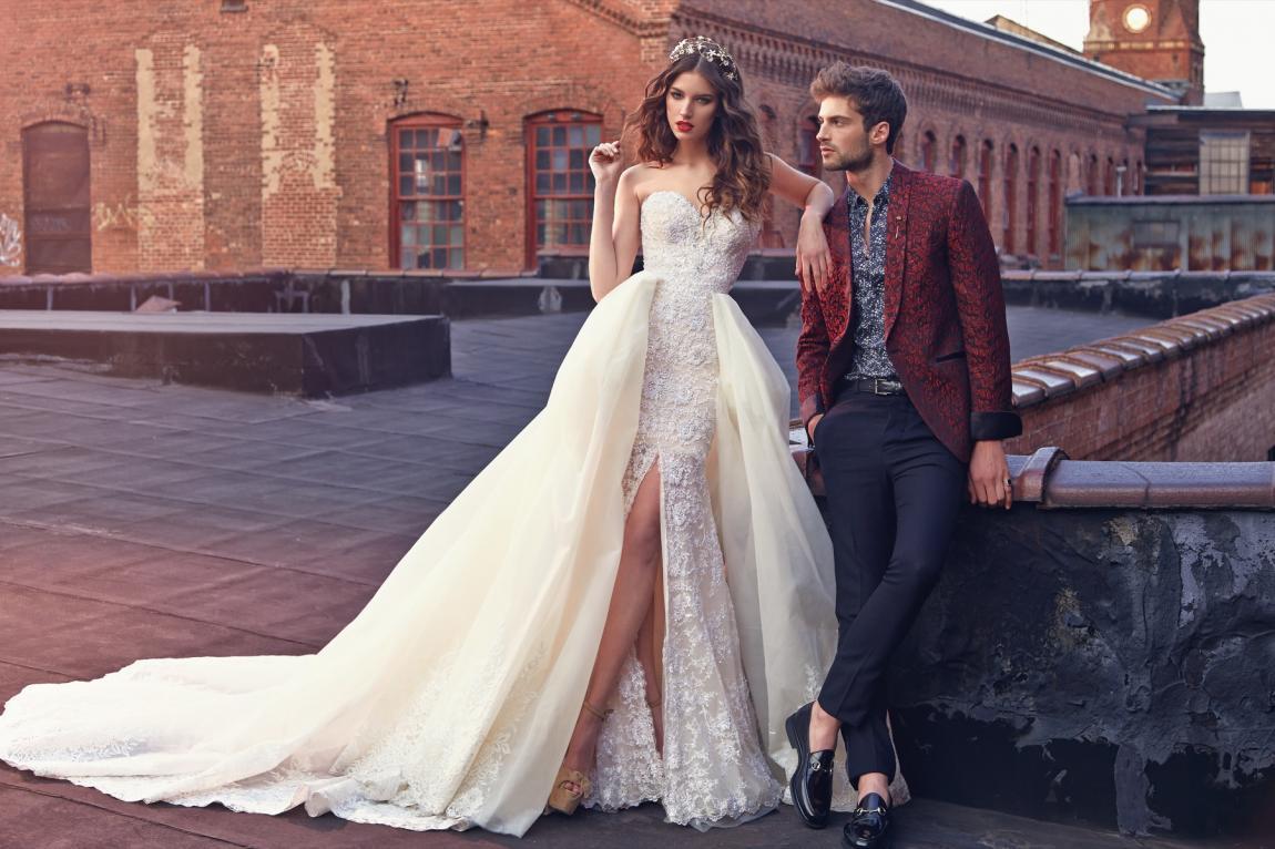 Ексклюзивні весільні сукні від Galia Lahav