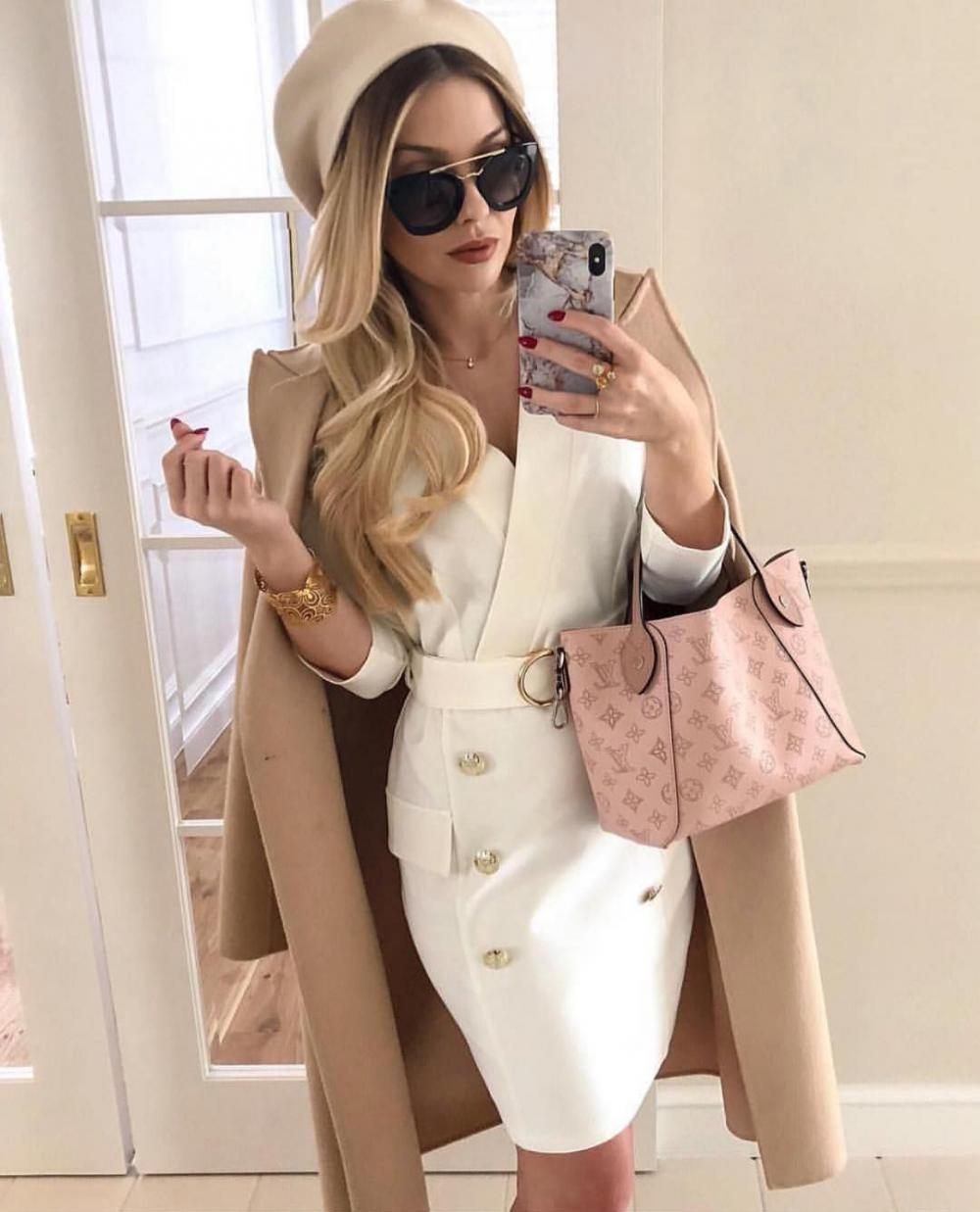 10 best stylish and elegant women's looks for fall