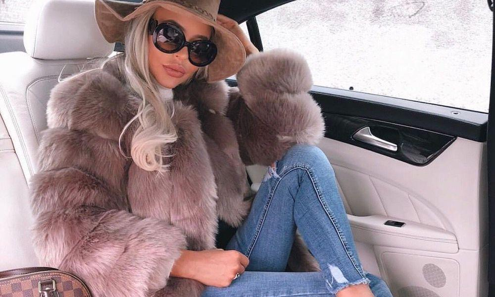 The most fashionable fur coats to spend the winter in warmth