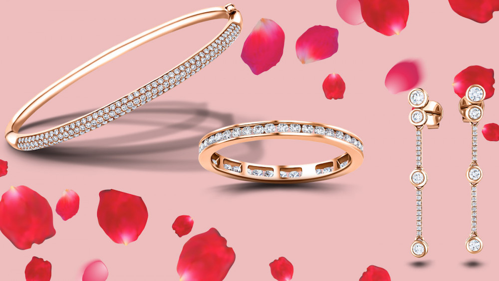 Valentine's Day jewelry gifts ideas for her