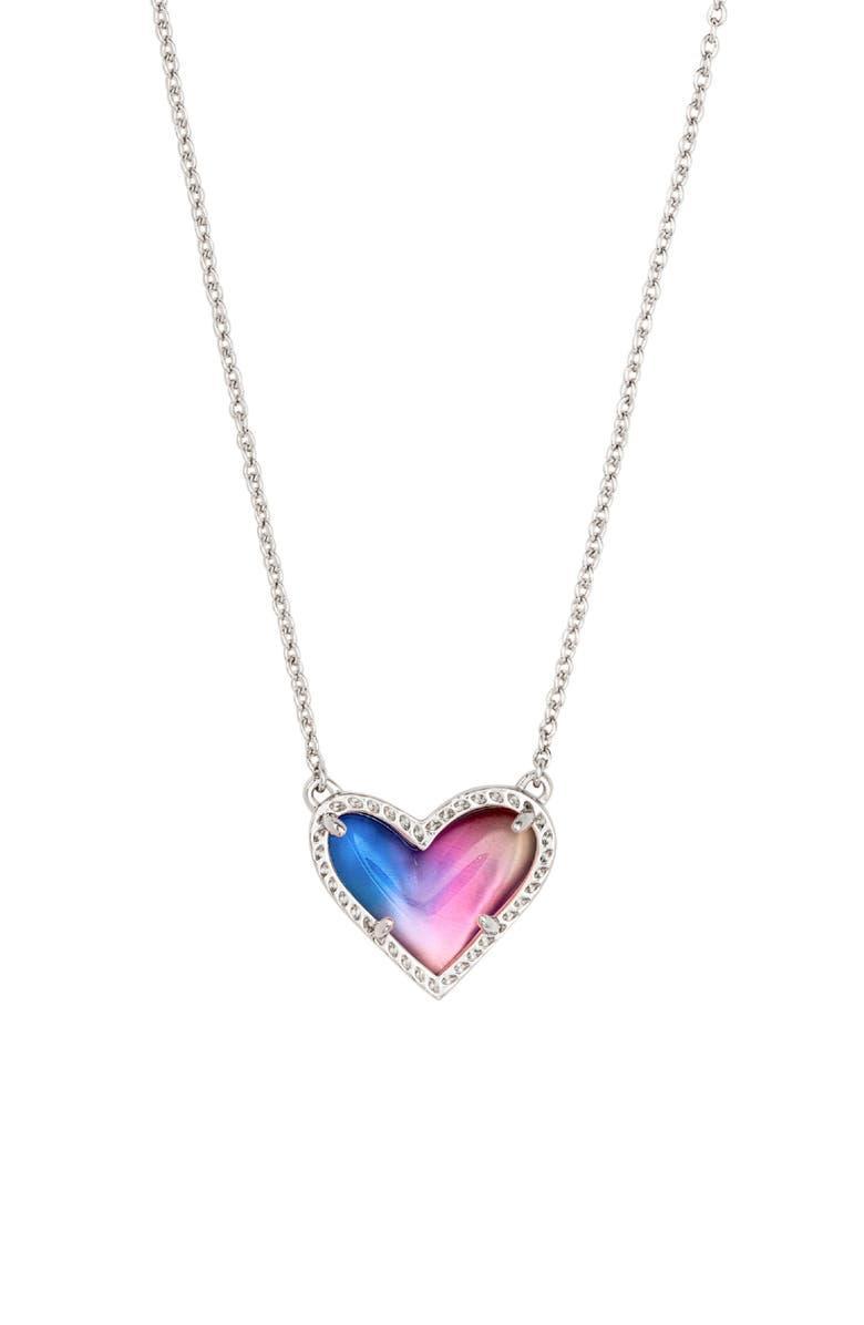 Ari Heart Pendant Necklace