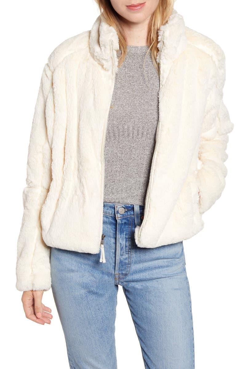 Lunar Frost Fleece Jacket