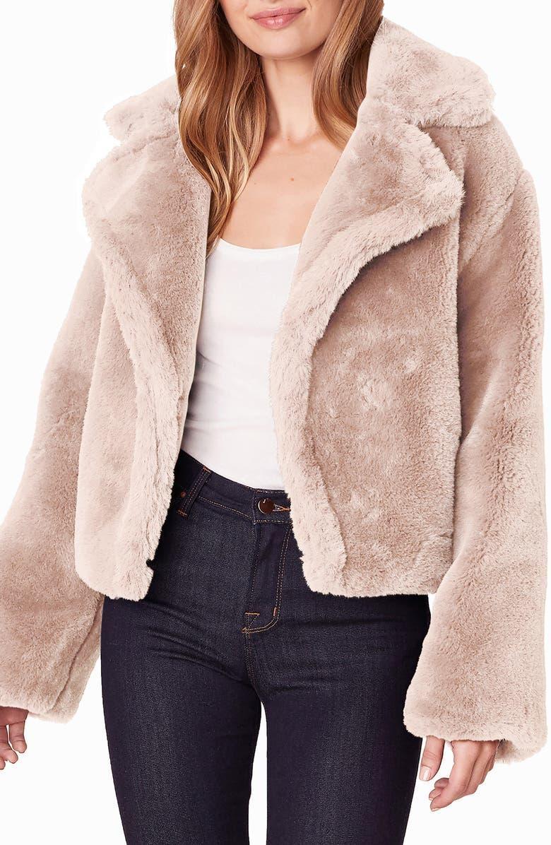 Big Time Faux Fur Jacket