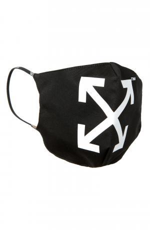 Arrow Logo Adult Reversible Face Mask