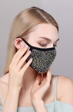 Destiny Crystal Adult Cotton Face Mask