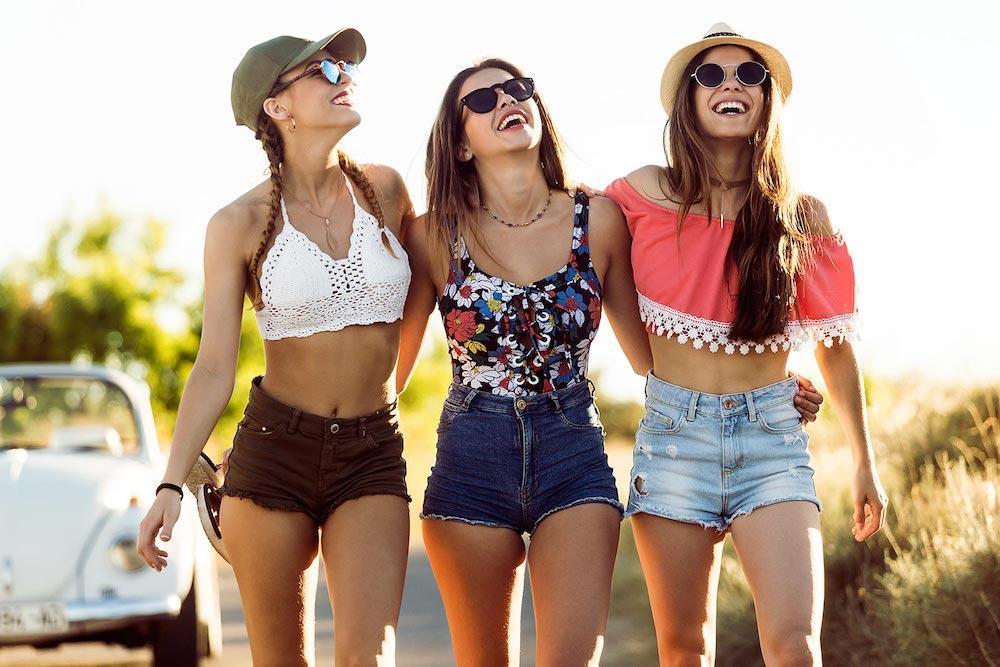 Best summer shorts for women to wear all season long